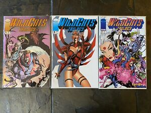 WildCats Trilogy 1-3, Never Read, Mint Condition