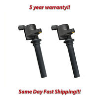Ignition Coil 2PCS for 2000-2011 Ford, Mazda, Mercury 3.0L V6, FD502, 7805-1158