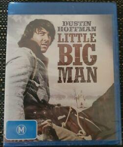 Little Big Man Blu-ray Brand New Sealed
