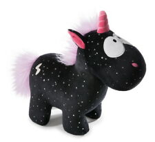 NICI Theodor and Friends Einhorn Carbon Flash Kuscheltier 13 cm stehend