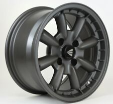16x7 Enkei COMPE 4x100 + 38 Gunmetal Wheels (Set of 4)