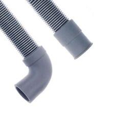 Manguera desagüe codo para lavavajillas ✅ 1.5m Ø28mm - Compatible varias marcas