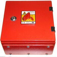 63 Amp Waterproof Isolator Switch BSEN 60947-3 Craig & Derricott RYB6371/2EB/HPI