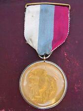 Masonic Charity Duke Of Sussex Rim Engraved Bro. A. Crown Steward 1961-1970