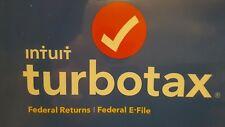 Intuit TurboTax Home & Business 2017 Federal+Efile+State Turbo Tax Software dl