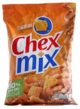 Chex Mix Chex Snack Mix - Cheddar, 8.751-Ounce Bags