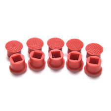 10x good with Rubber*Mouse Pointer TrackPoint Red Cap for IBM Thinkpad Nipple LE