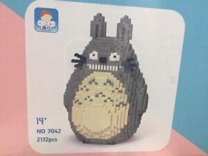 Totoro Building Blocks