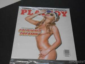 2015*playboy*terry richardson special*california dreamin*factory sealed*new
