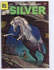 Hi-Yo Silver #18 Dell Pub 1956