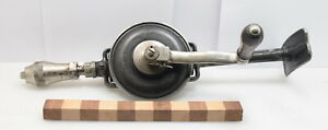 Vintage North Bros Yankee No. 555 Ratcheting Breast Hand Drill (INV L150)