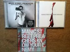 Manic Street Preachers [3 CD Alben] Postcards from + Lifeblood + Know your Enemy