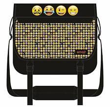 Emoji Tasche  Schultertasche Umhängetasche   für die Schule   Undercover