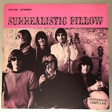 Jefferson Airplane – Surrealistic Pillow Vinyl LP USA 1975 Very good copy!