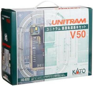 KATO 40-800 Unitram Basic Track Set V50