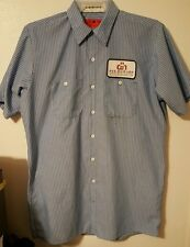 Dee Howard Mechanic PRE-OWNED Size Large Work Shirt