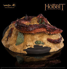 Der Hobbit SMAUG KING UNDER THE MOUNTAIN Weta Cave !! IN STOCK !!