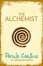 The Alchemist: A Fable About Following Your Dream by Paulo Coelho (Hardback,...