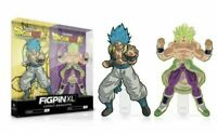 SDCC 2019 Funimation Exclusive Figpin XL Gogeta & Broly Dragon Ball Super 2 pack