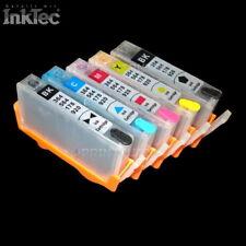 Wiederbefüllbare Patronen cartridge InkTec® Tinte refill ink 364XL 364 XL für HP