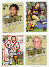 Select 2010 Season Set NRL & Rugby League Trading Cards