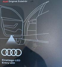 Audi 4 Rings Logo LED Floor Lights