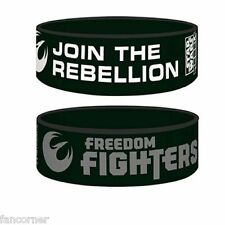Star Wars bracelet officiel pvc SW Join the rebellion official rubber wristband