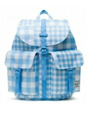 Herschel Supply Company Dawson Small Gingham Alaskan Blue Backpack