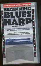 Hohner:Great little Harp mit Beginning Blues Harp mt Don Baker