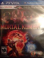 mortal kombat ps vista play as kratos