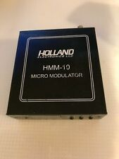 HOLLAND HMM-10 MICRO MODULATOR