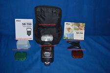 Nikon SB-700 AF Speedlight Flash 1 cent start