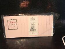 12x Cartier Braiser Volé EDP .05oz Sample/Travel Size SEALED