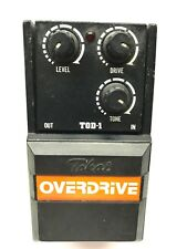 Tokai TOD-1, Overdrive, Series One, MIJ, 1980's, Vintage Effect Pedal