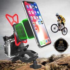 Bicicleta Motocicleta Manillar Soporte para Teléfono magnética iPhone 11 XS Galaxy Gopro