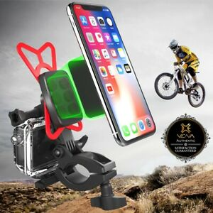 Bike Motorcycle Handlebar Mount Magnetic Phone Holder iPhone 11 XS Galaxy GoPro