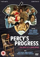 Percy's Progress 5027626424442 With Vincent DVD Region 2