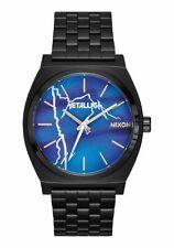 "Nixon A045-3107 Time Teller Metallica ""Ride The Lightning"" Men's Watch"