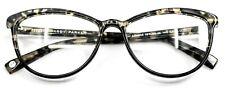 WARBY PARKER Louise 189 Spotted Black Tortoise Eyeglasses Frames 55-16-140