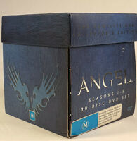 Angel Seasons 1-5 30 Disc DVD Set Collector's Edition