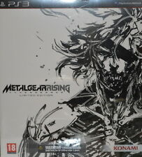 METAL GEAR RISING REVENGEANCE LIMITED EDITION, ps3 + Kai Raiden personaggio, NUOVO & OVP