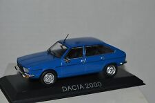 Legendary Cars  DACIA 2000    1:43 Die Cast  [MZ]