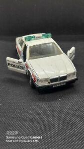 1987 MATCHBOX SUPERKINGS JAGUAR XJ6 POLICE CAR