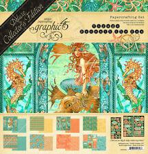 "NEW Graphic 45 Voyage Beneath The Sea Deluxe Collectors Edition 12 x 12"""