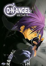 DN Angel Complete Collection D N Anime Yukiru Sugisaki Nobuyoshi Habara 5 DVD !