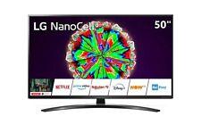 "Televisore TV LG NanoCell 50"" 50NANO793NE SMART LED UHD 4K HDR Piede Centrale"