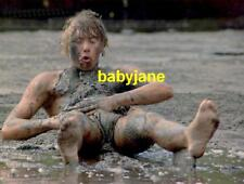 CHRISTOPHER ATKINS THE BLUE LAGOON BARECHESTED COVERED IN MUD PHOTO #65
