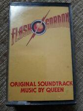FLASH GORDON SOUNDTRACK CASSETTE TAPE - QUEEN