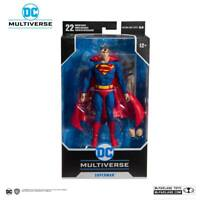 DC MULTIVERSE REBIRTH SUPERMAN (MODERN) ACTION COMICS #1000 18CM ACTION FIGURE