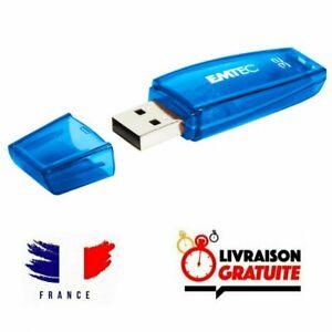 Clef USB 32Go Emtec cle USB 32 Go USB Flash Drive Color Mix USB 2.0 clé USB 32